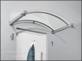 Deurluifel Boog luxe BV/B 200/90 Grijs_